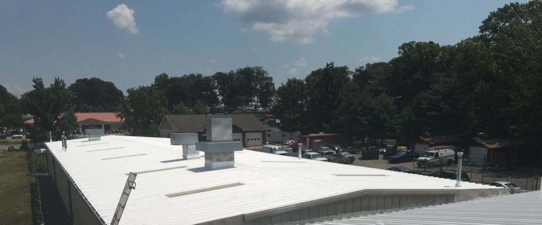Need your commercial roof restored, cleaned or installed?